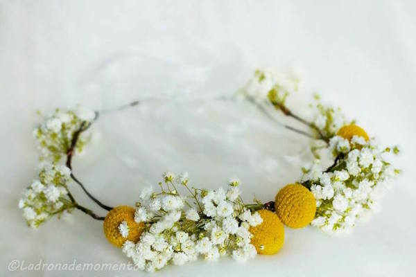 DIADEMAS NATURALES